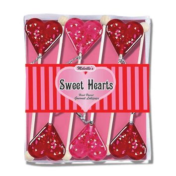Heart Lollipop Gift Set