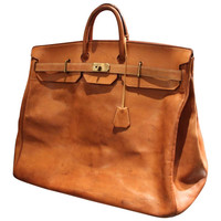 Hermes 55cm HAC Travel Bag