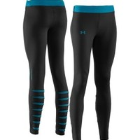 Under Armour Women's ColdGear Slash Tights - Dick's Sporting Goods