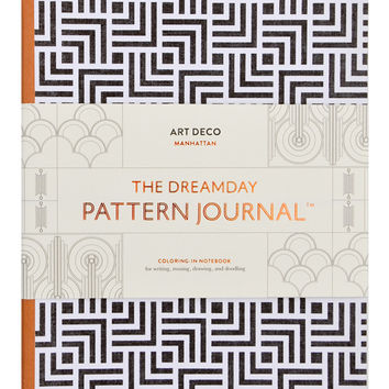 Dreamday Pattern Coloring Notebook