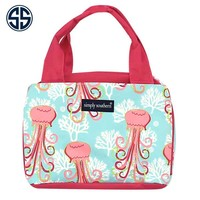 Simply Southern Collection Lunch Bag in Jellyfish Print JELLY02