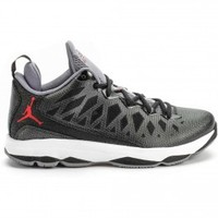 Air Jordan CP3 VI Men?s (Black/Gym Red/Cement Grey/White)