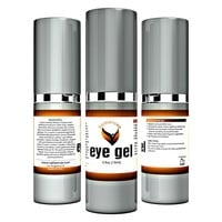 Under Eye cream for dark circles puffiness wrinkles and bags 1.7 oz
