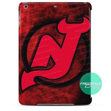 DCCK8X2 New Jersey Devils NHL Sport logo iPad Case 2, 3, 4, Air, Mini Cover