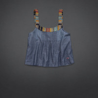 Boat Canyon Chambray Cami
