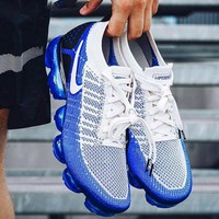 Free shipping-Nike Air Vapormax Flyknit 2 Sports Running Shoes