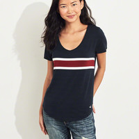 Girls Must-Have Easy T-Shirt | Girls Tops | HollisterCo.ca