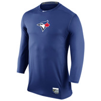 Nike MLB AC Dri-Fit Hypercool 3/4 Sleeve Top - Men's at Eastbay
