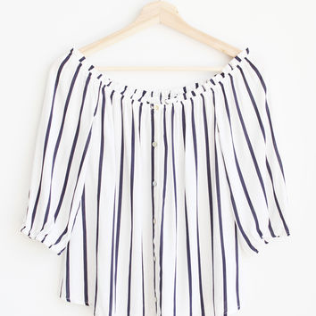 Venice Shoulder Top