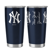 New York Yankees Travel Tumbler - 20 oz Ultra