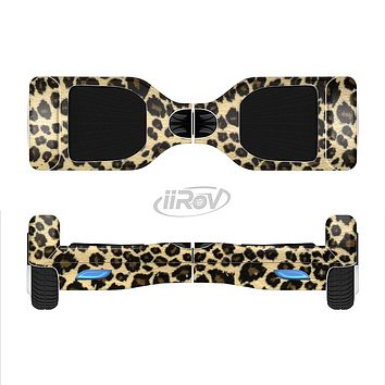 The Small Vector Cheetah Animal Print Full-Body Skin Set for the Smart Drifting SuperCharged iiRov HoverBoard