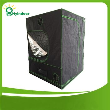 FREE SHIPPING 150*150*200(60*60*78'')hydroponics indoor  dark room grow tent