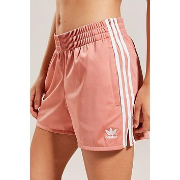 adidas Originals Adicolor 3 Stripes Short - Pink