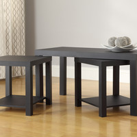 Altra 3 Piece Coffee Table Set