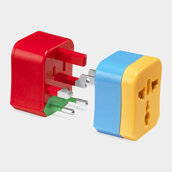 4-in-1 Travel Adaptor | MoMA