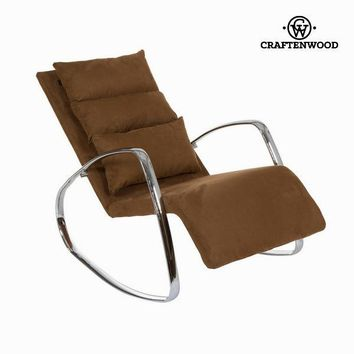 Brown rocking chair star by Craften Wood