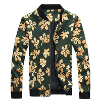Men's Jackets Overcoat Warm Slim Fit Casual Style Outwear Clothing For Men BL