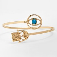 BP. Hand & Eye Wrap Bangle (Juniors) | Nordstrom