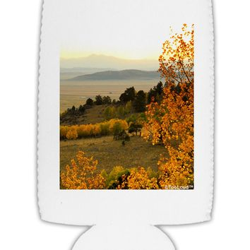 Nature Photography - Gentle Sunrise Collapsible Neoprene Tall Can Insulator by TooLoud