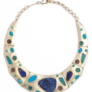 Kendra Scott Mira Jeweled Collar Necklace - Multiple Colors