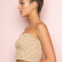 Cleo Tube Top - Just In