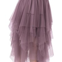 Three Tier Soft Tulle Cascade Skirt | Balera™