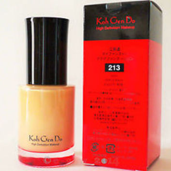 New #213 Koh Gen Do Maifanshi Aqua Foundation 30mL