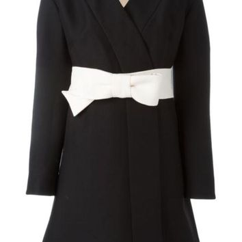 DCCKIN3 Valentino Bow Belt Dress