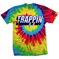 DME Collective Clothing Trappin Tie Dye Tee