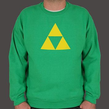 Triforce [The Legend of Zelda Inspired] Men's Sweater