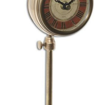 Uttermost Pocket Watch Brass Thuret - 06068