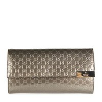 Dice Shine GG Leather Wallet