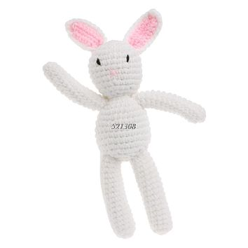 Newborn Baby Girls Boys Rabbit Photography Prop Photo Crochet Knit Toy Cute Gift