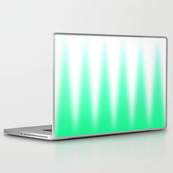 Cool Mint Laptop & iPad Skin by Lyle Hatch