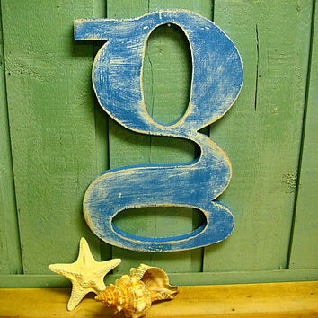 Wood Letter Sign Large Wooden Letter Alphabet Sign Wall Art Upper Lower Case