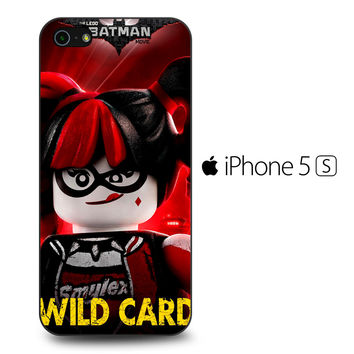 The Lego Batman Movie Bagirl iPhone 5[S] Case