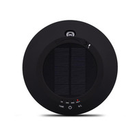 Solar Powered Air Humidifier and Purifier