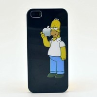 Free shipping new Simpson cell phone hard cases covers for iphone 4 4S 4G 1pcs