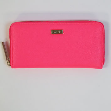 Hot Pink Wallet By ban.do