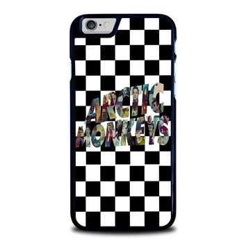 arctic monkeys iphone 6 6s case cover  number 1