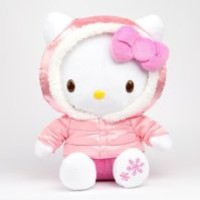Hello Kitty Plush: Down Jacket