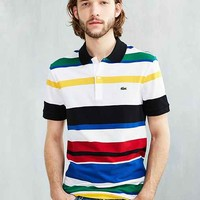 Lacoste Multi-Stripe Slim Fit Polo