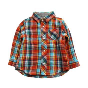Bit'z Kids Baby Boy Reversible Shirt