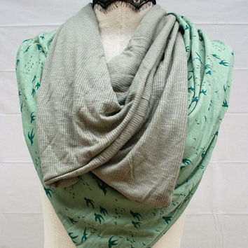 Unique scarves for women, cowl scarf, womens scarves, cute gifts gift for women, unique gift for sister, Christmas holiday gifts, PiYOYO