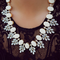 Alexandria's Classic Statement Necklace