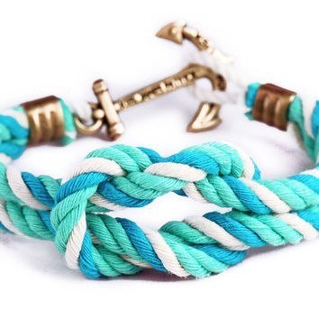 Anchor Bracelet - Felicity's Wave Pool - by Kiel James Patrick