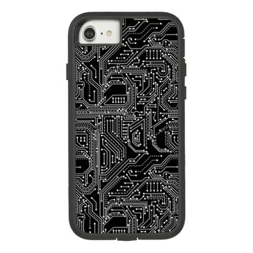 Computer Circuit Board Case-Mate Tough Extreme iPhone 7 Case