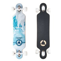 Limited Art Series Longboard - Winter Wonderland