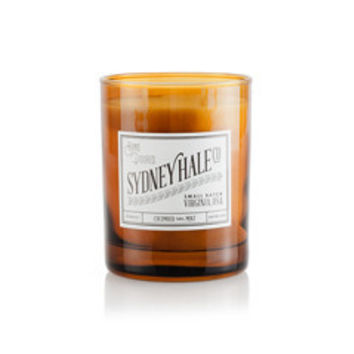 Double Wick Soy Candles