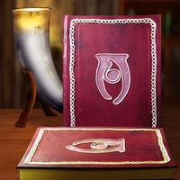 Skyrim Tome of Conjuration Fan Made by swashbookling on Etsy